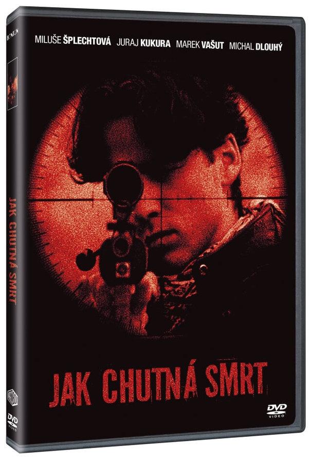 Jak chutná smrt (DVD)