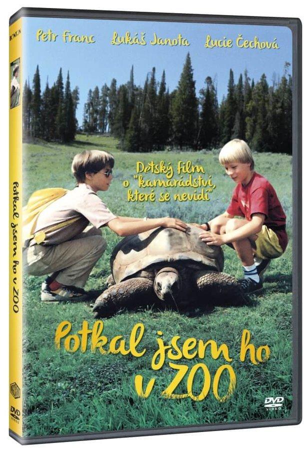 Potkal jsem ho v ZOO (DVD)