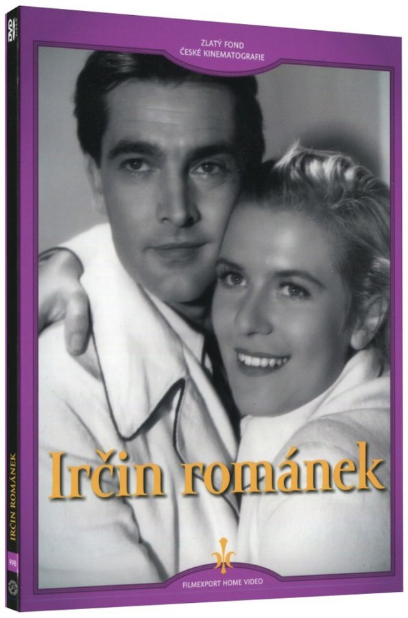 Irčin románek (DVD) - digipack