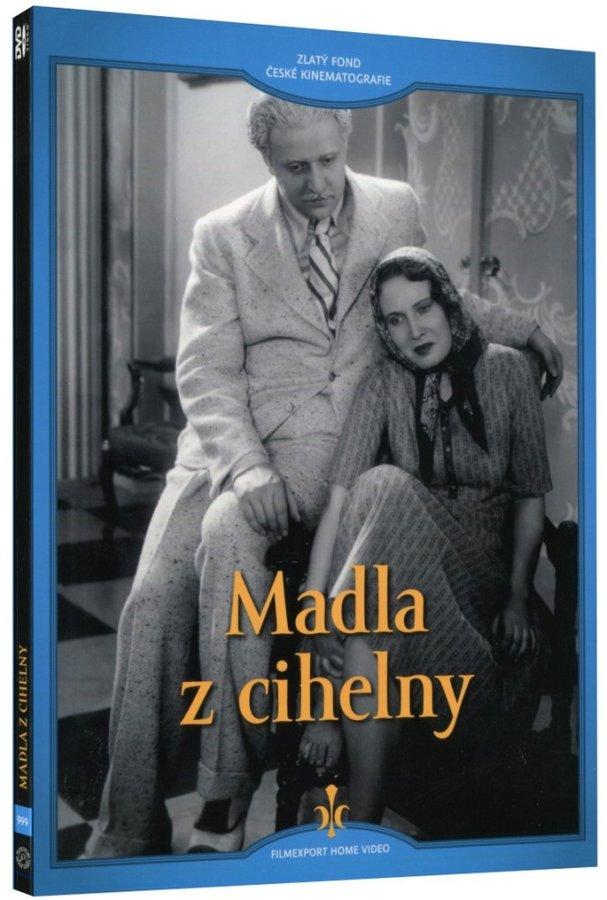 Madla z cihelny (DVD) - digipack