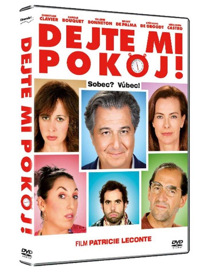 Dejte mi pokoj (DVD)