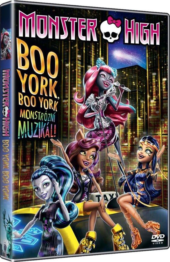 Monster High: Boo York (DVD)