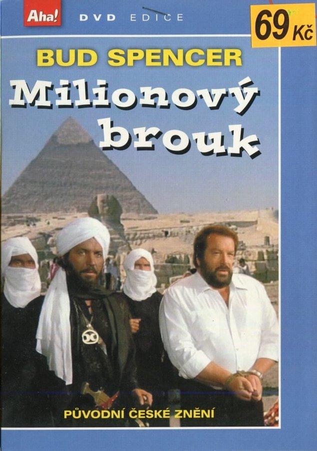 Milionový brouk (DVD) (papírový obal)
