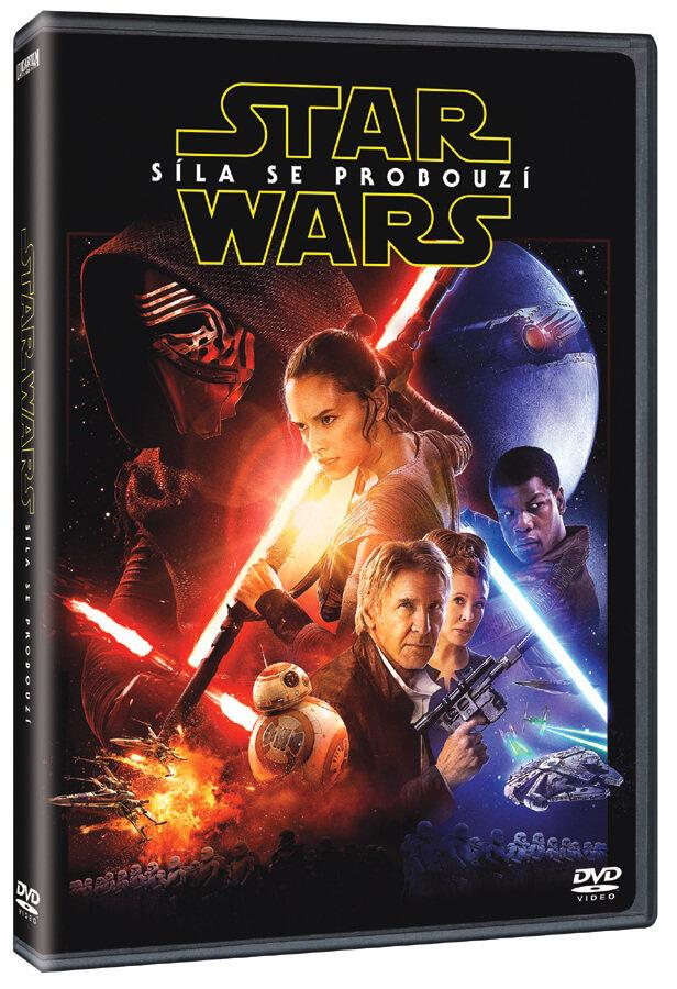 Star Wars: Síla se probouzí (DVD)