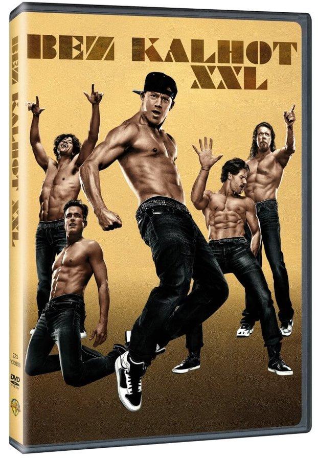 Bez kalhot XXL (DVD)