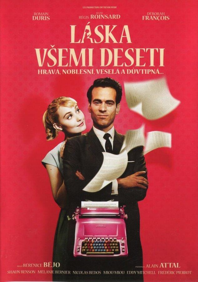 Láska všemi deseti (DVD)