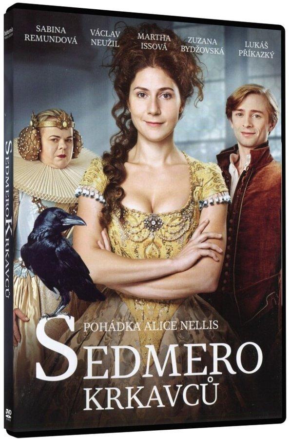 Sedmero krkavců (DVD)