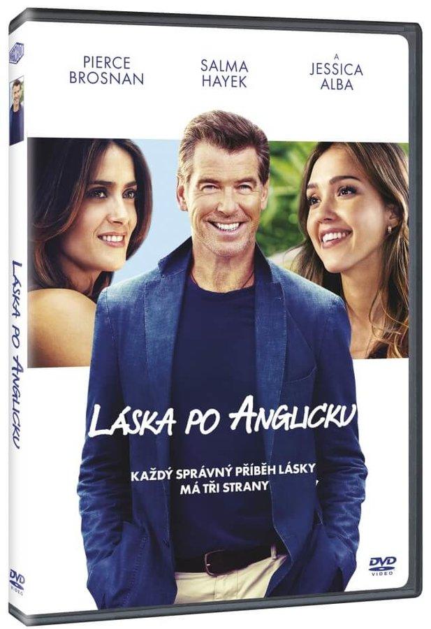 Láska po anglicku (DVD)
