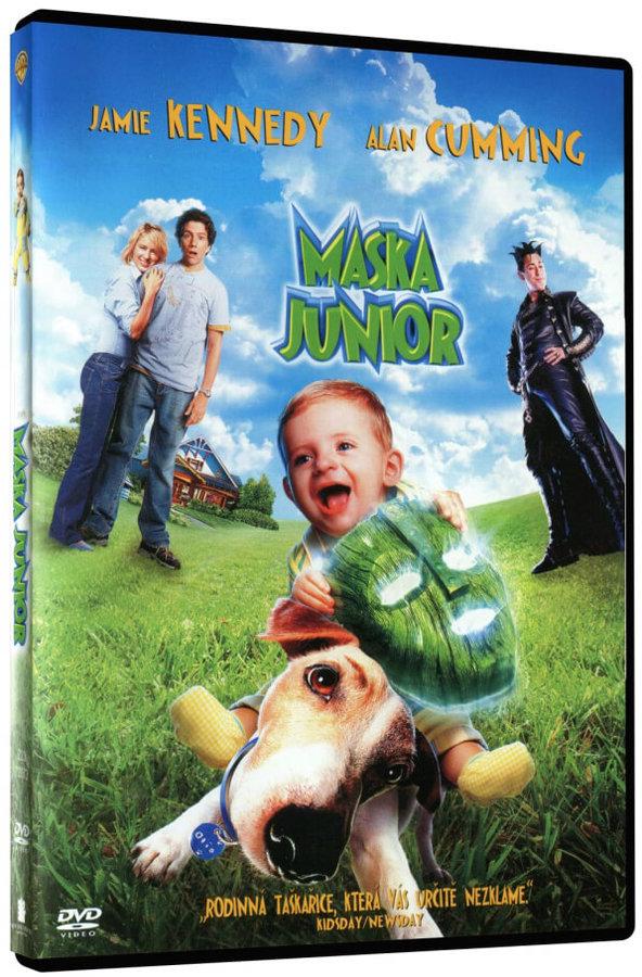 Maska Junior (DVD)