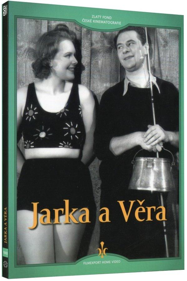 Jarka a Věra (DVD) - digipack