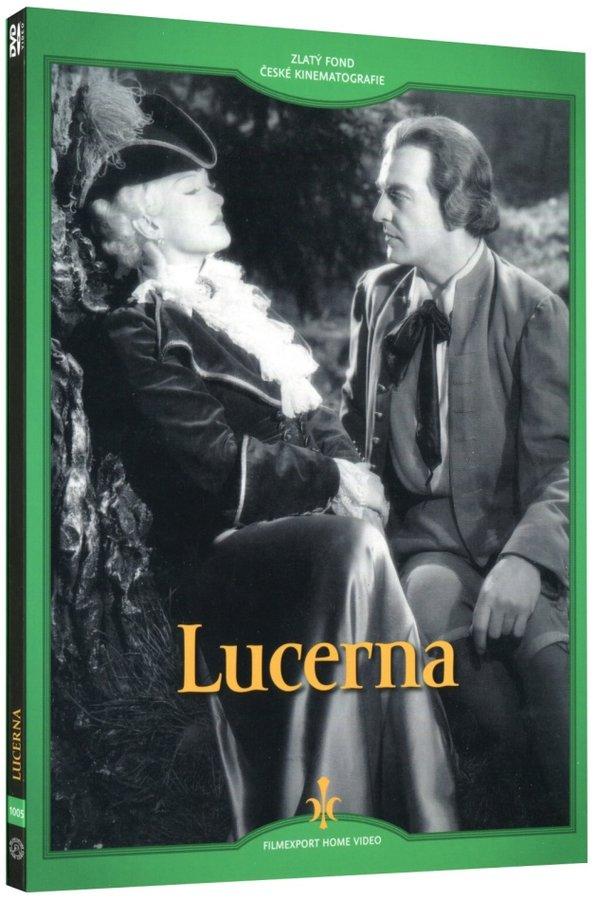 Lucerna (DVD) - digipack