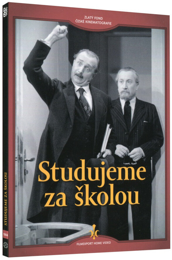Studujeme za školou (DVD) - digipack