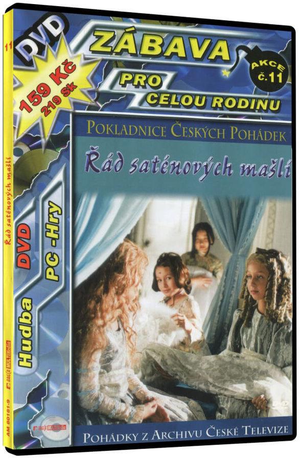 Řád saténových mašlí (DVD)