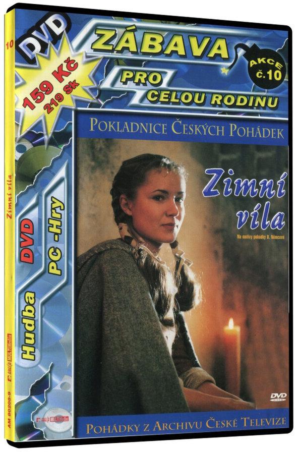 Zimní víla (DVD)