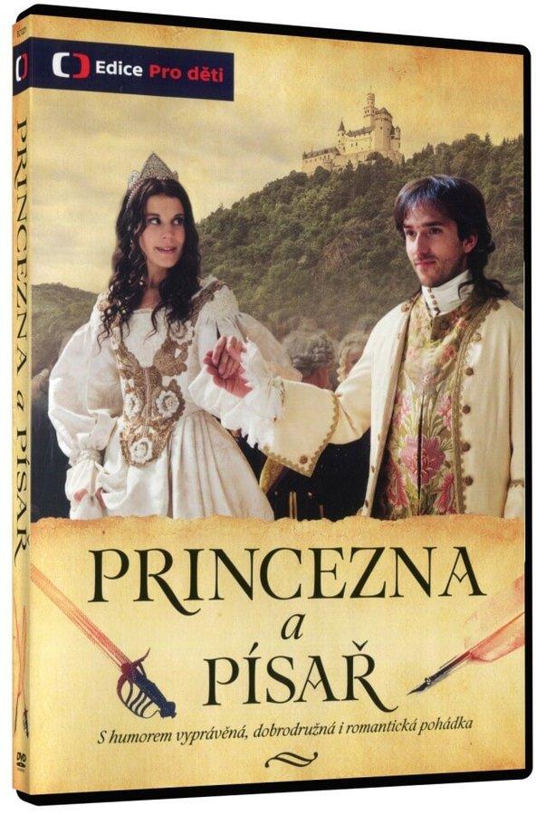 Princezna a písař (DVD)