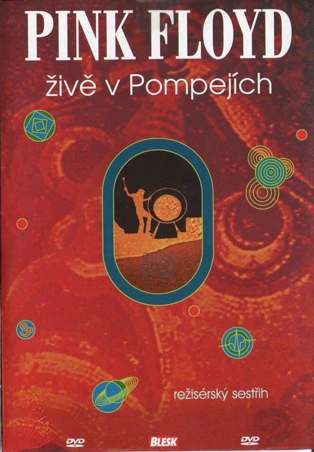 Pink Floyd - živě v Pompejích (DVD) (papírový obal) - režisérský sestřih