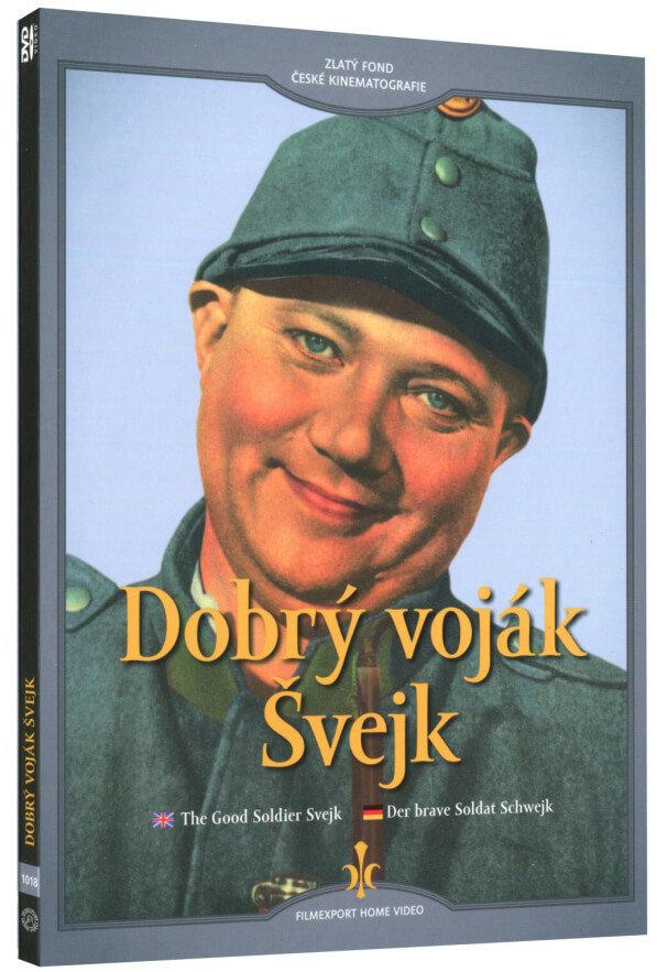 Dobrý voják Švejk (DVD) - digipack