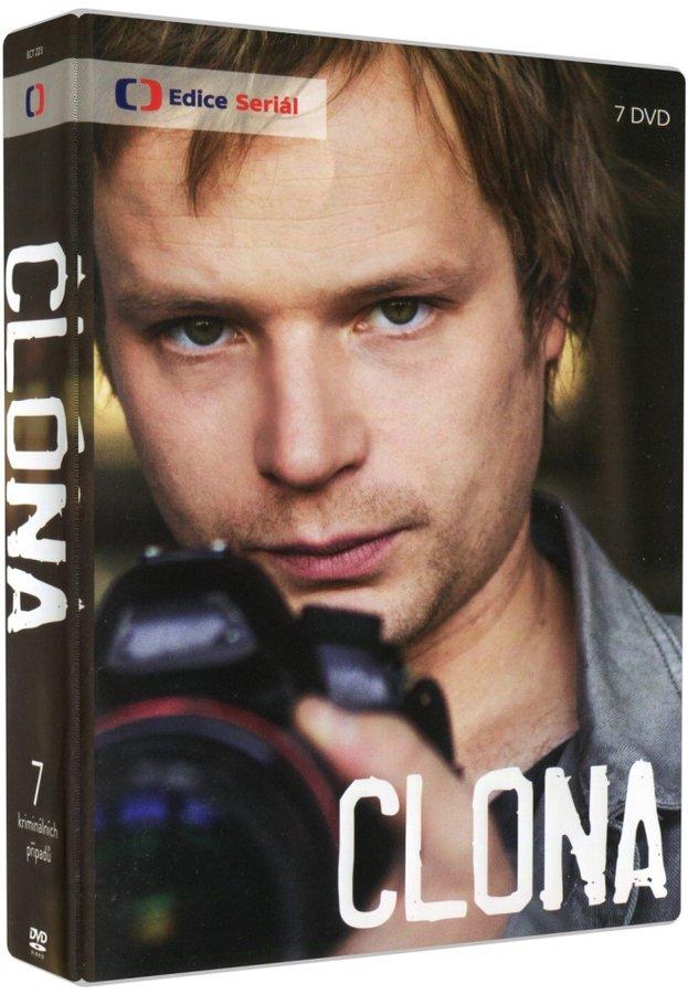 Clona (7 DVD) - seriál