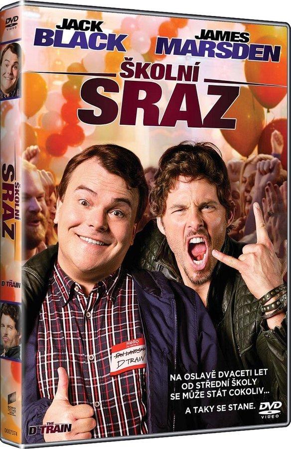 Školní sraz (DVD)