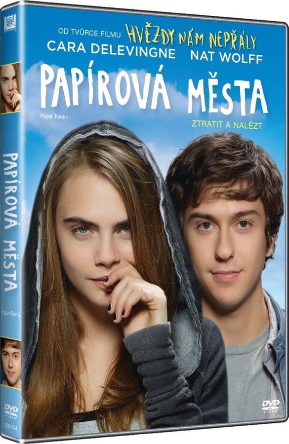 Papírová města (DVD)
