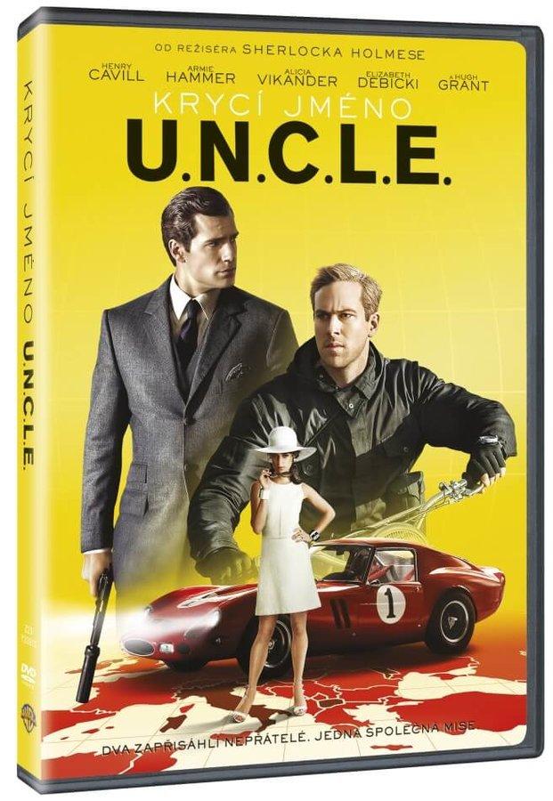 Krycí jméno U.N.C.L.E. (DVD)