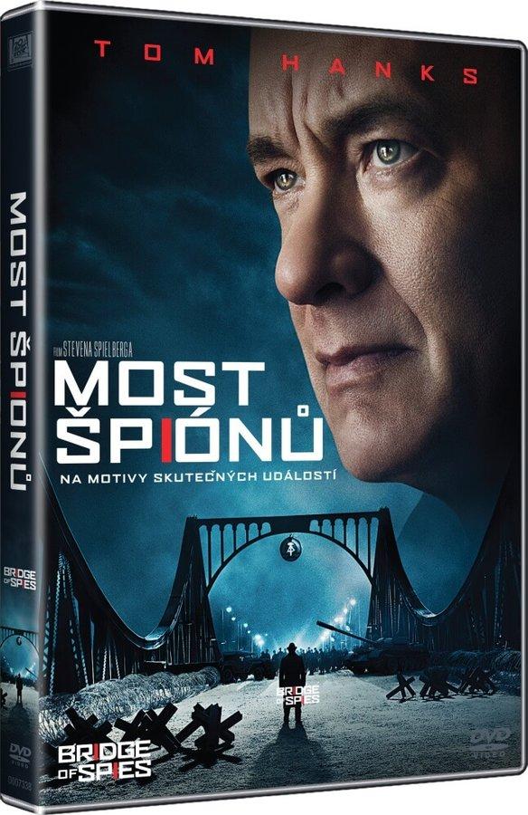 Levně Most špiónů (DVD)