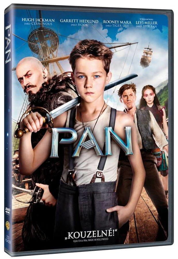 Pan (DVD)
