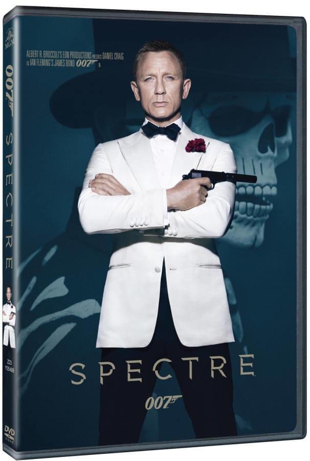 Spectre (2xDVD) - speciální edice