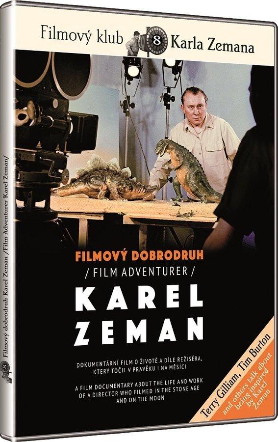 Filmový dobrodruh Karel Zeman (DVD)