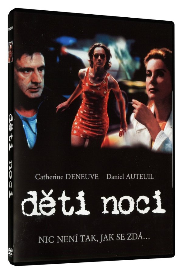 Děti noci (DVD)