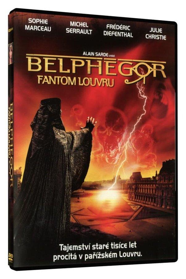 Belphegor: Fantom Louvru (DVD)