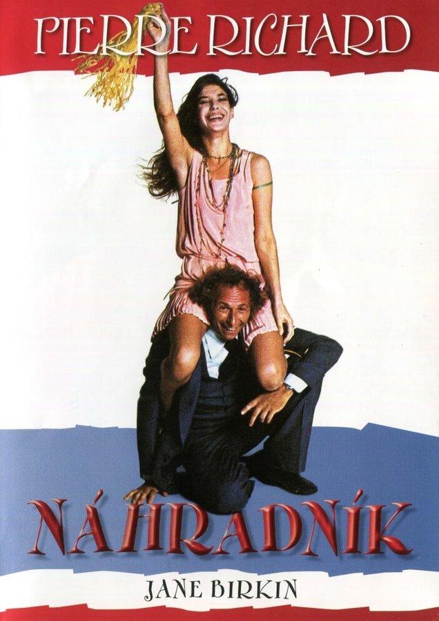 Náhradník (DVD)
