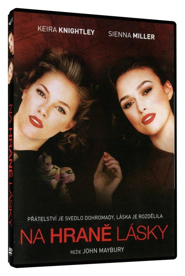 Na hraně lásky (DVD)
