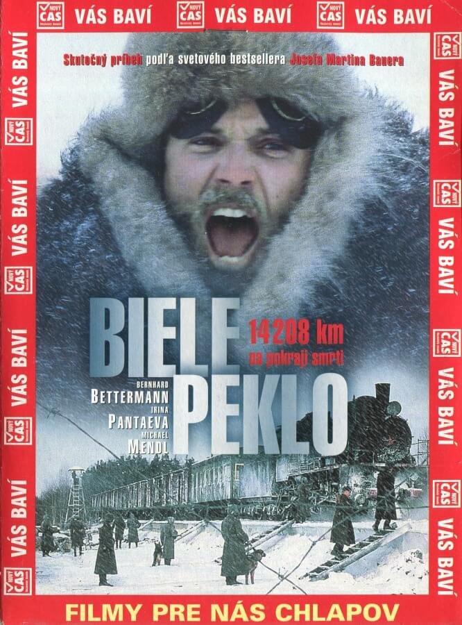 Bílé peklo (DVD) (papírový obal)