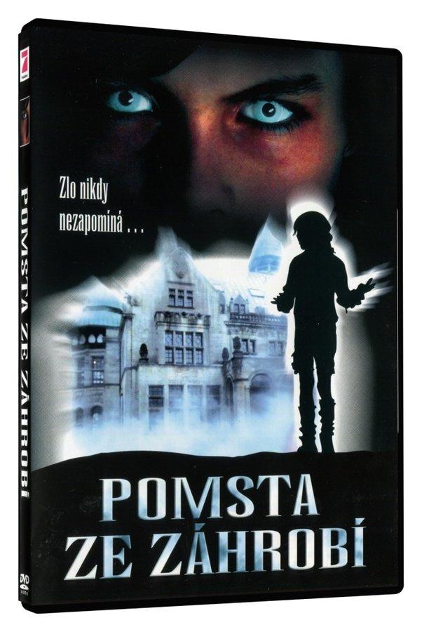 Pomsta ze záhrobí (DVD)