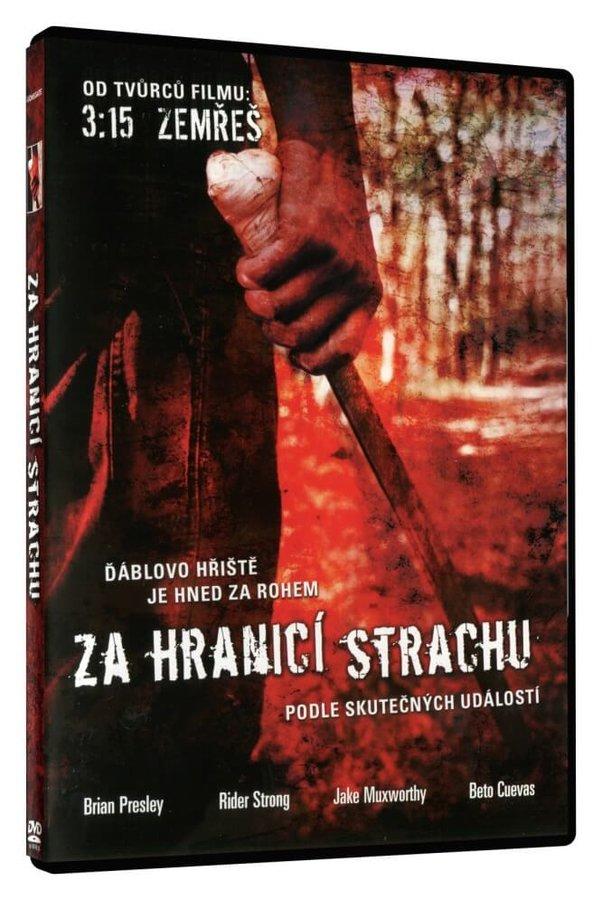 Za hranicí strachu (DVD)