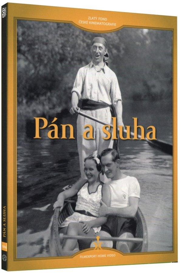 Pán a sluha (DVD) - digipack