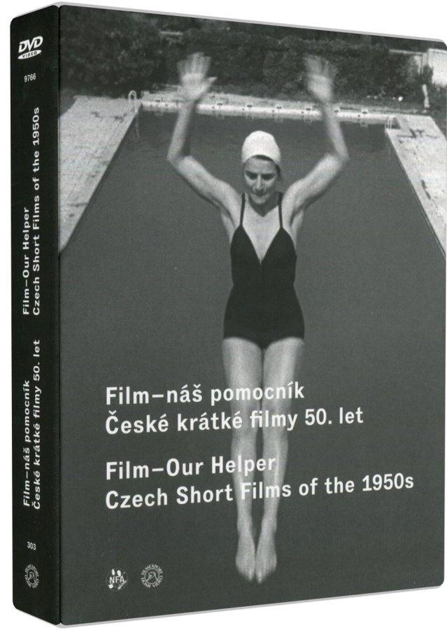 Film - náš pomocník (4 DVD)