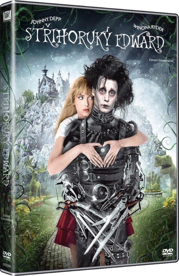 Střihoruký Edward (DVD) - edice 25. výročí