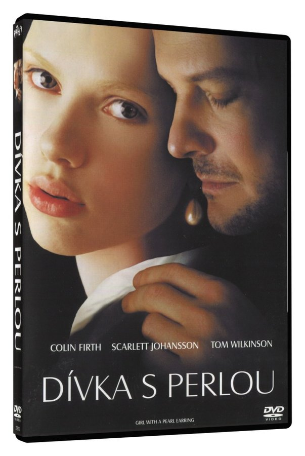 Dívka s perlou (DVD)