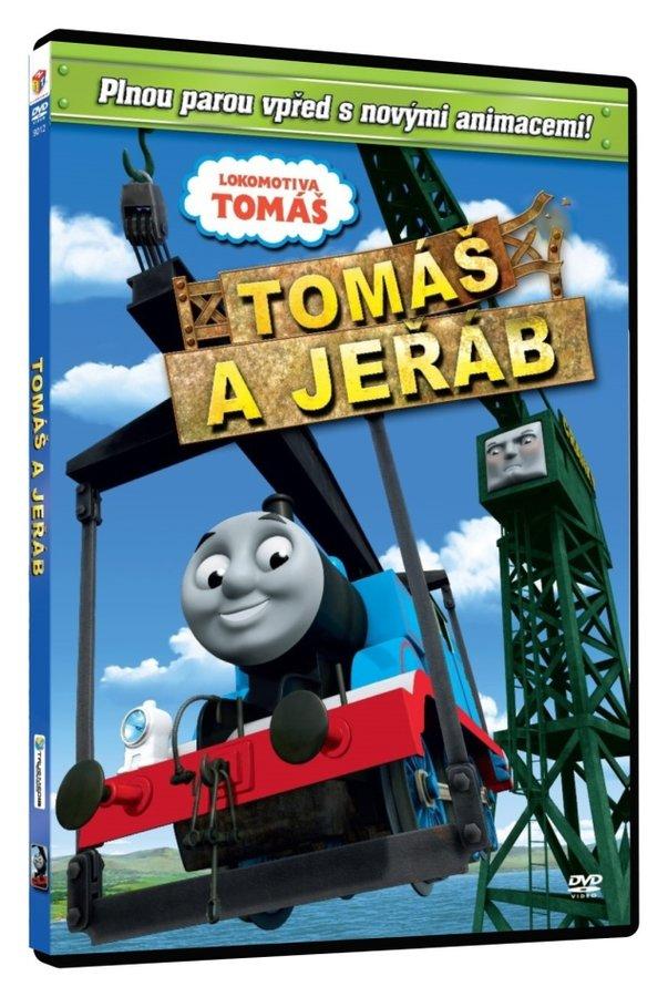 Lokomotiva Tomáš - Tomáš a jeřáb (DVD)