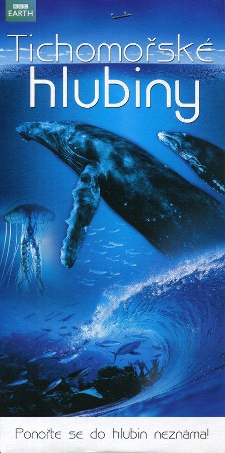 Tichomořské hlubiny (DVD) (papírový obal) - BBC