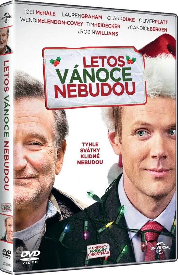 Letos vánoce nebudou (DVD)