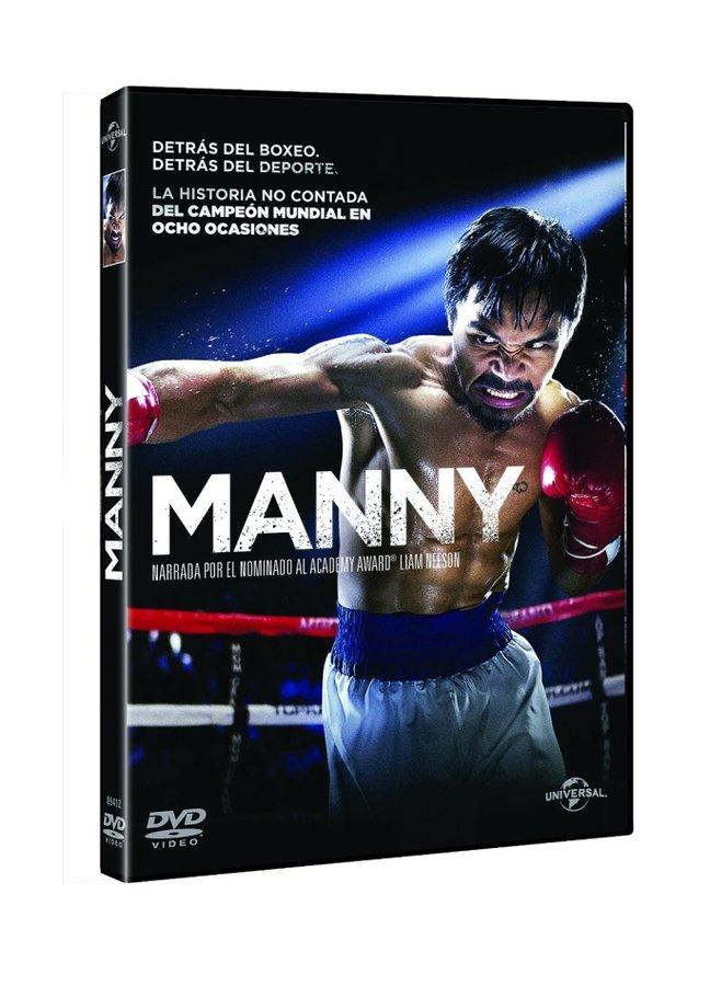 Manny (DVD) - české titulky (DOVOZ)