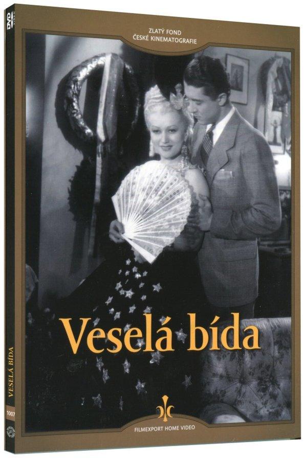 Veselá bída (DVD) - digipack