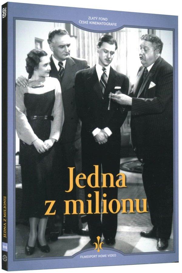 Jedna z milionu (DVD) - digipack