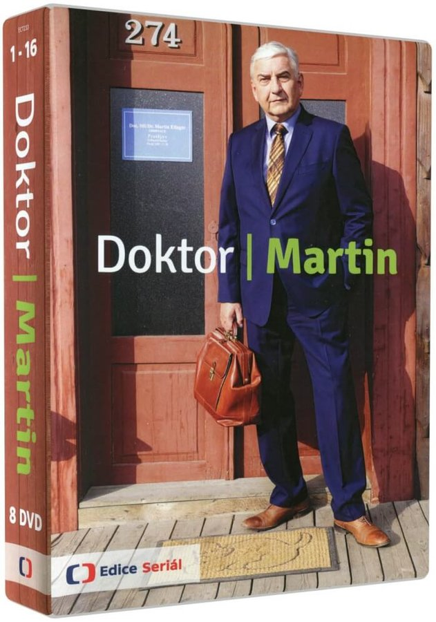 Doktor Martin (8xDVD)