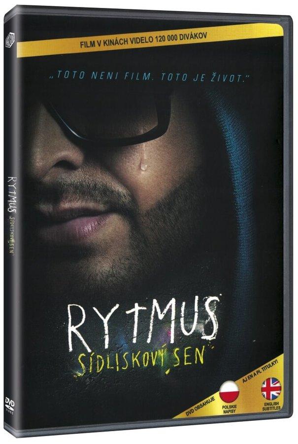 RYTMUS sídliskový sen (DVD)