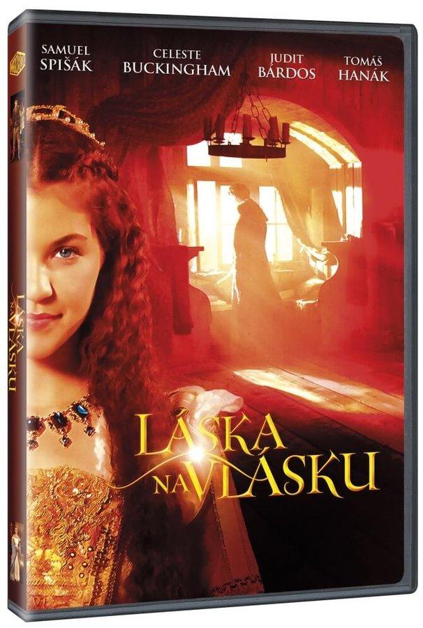 Láska na vlásku (DVD)