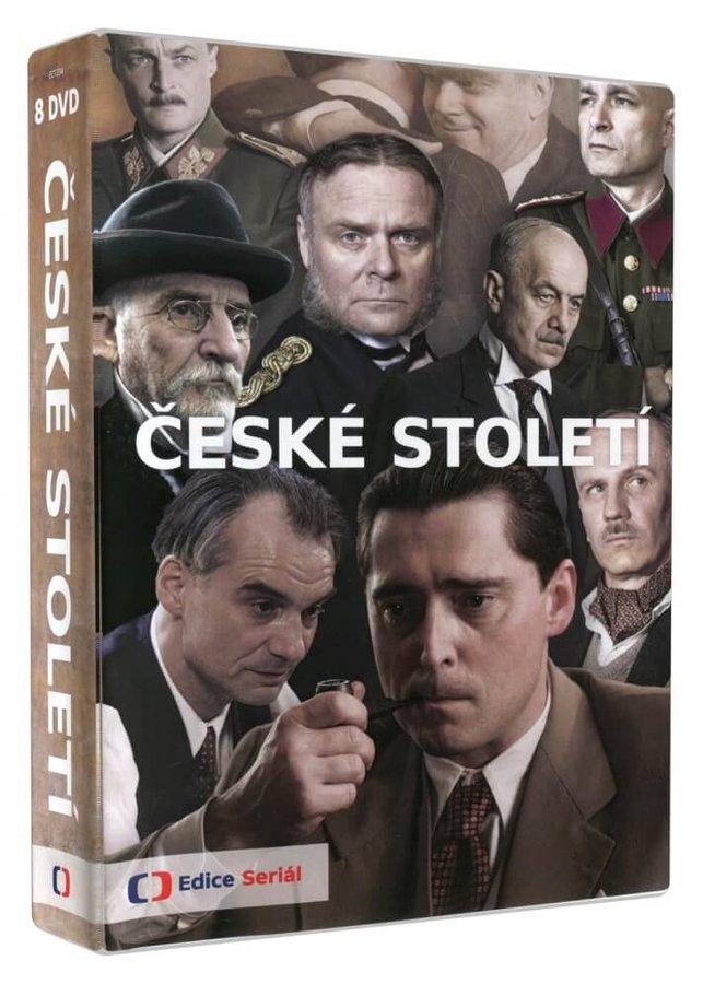 České století (8 DVD)